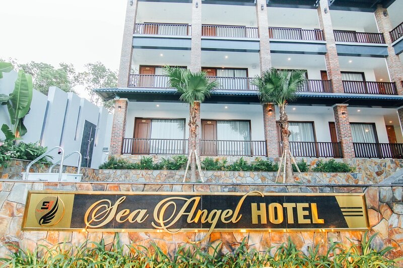 Sea Angel Hotel Halong, vacation rental in Halong Bay