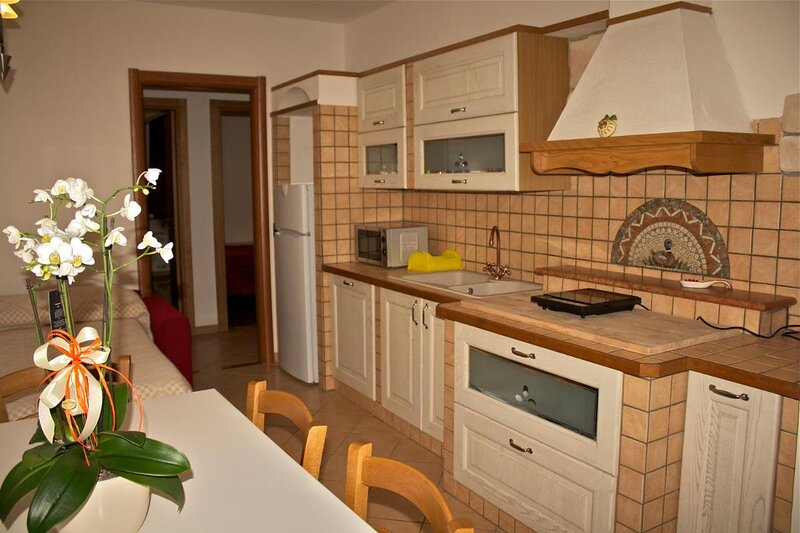 Ca Del Sasso Studio Apartment, holiday rental in San Pancrazio