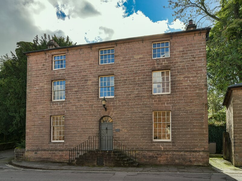 The Mill Managers House, Cromford, holiday rental in Bonsall