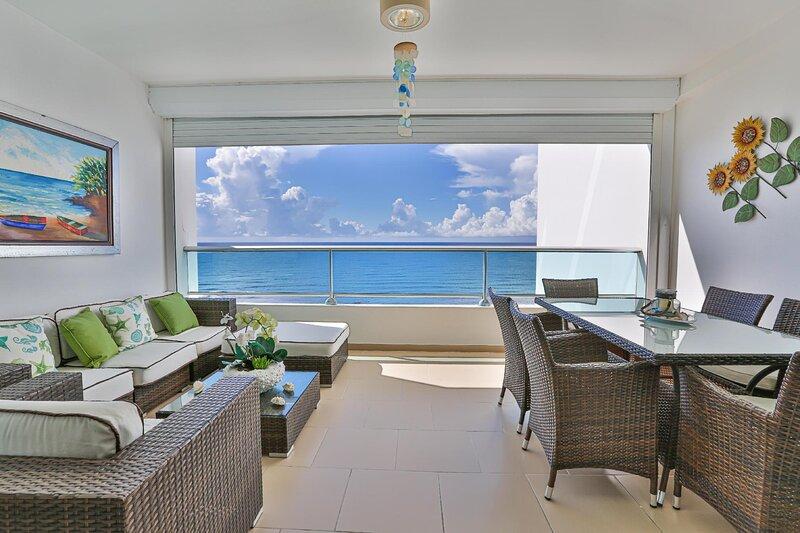 Aqua Beach Apartment! Marbella JD, holiday rental in San Pedro de Macoris