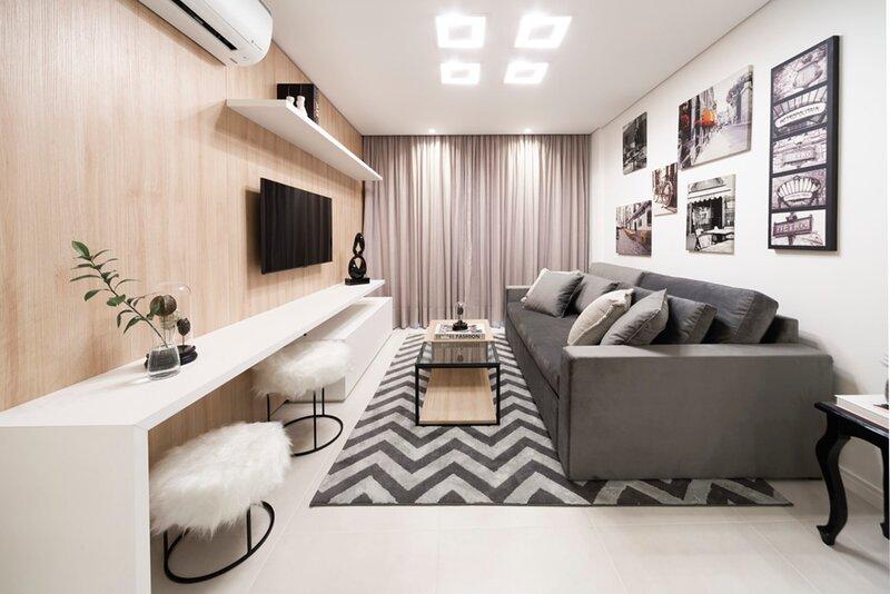 Maravilhoso e Luxuoso Apto, central, acomoda até 6 hóspedes, vacation rental in Nova Petropolis