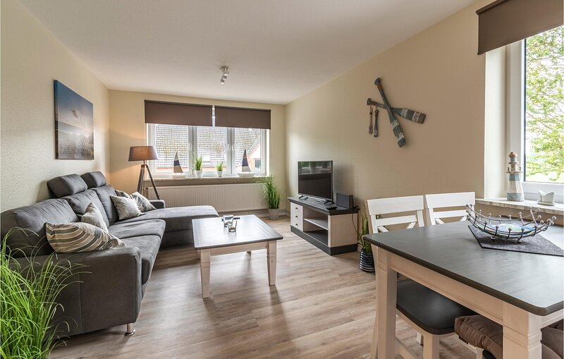 Beautiful apartment in Ockholm with WiFi and 1 Bedrooms (DSH838), vakantiewoning in Breklum