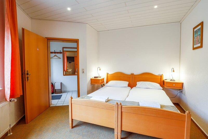 Nettes Doppelzimmer, holiday rental in Harzgerode