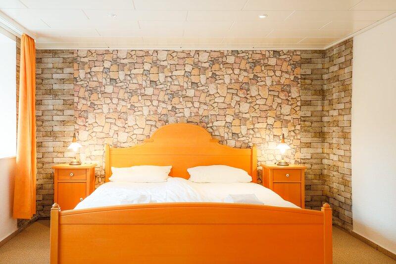 Doppelzimmer im Erdgeschoss, vacation rental in Ballenstedt