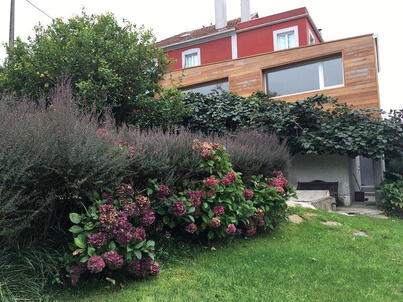 A Casa de Don Ricardo   Alquiler vacacional rural, casa vacanza a Quintans