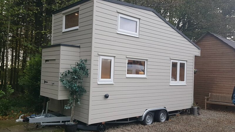 Cosy 1-Bed Tiny House in Dunblane, vacation rental in Bridge of Allan