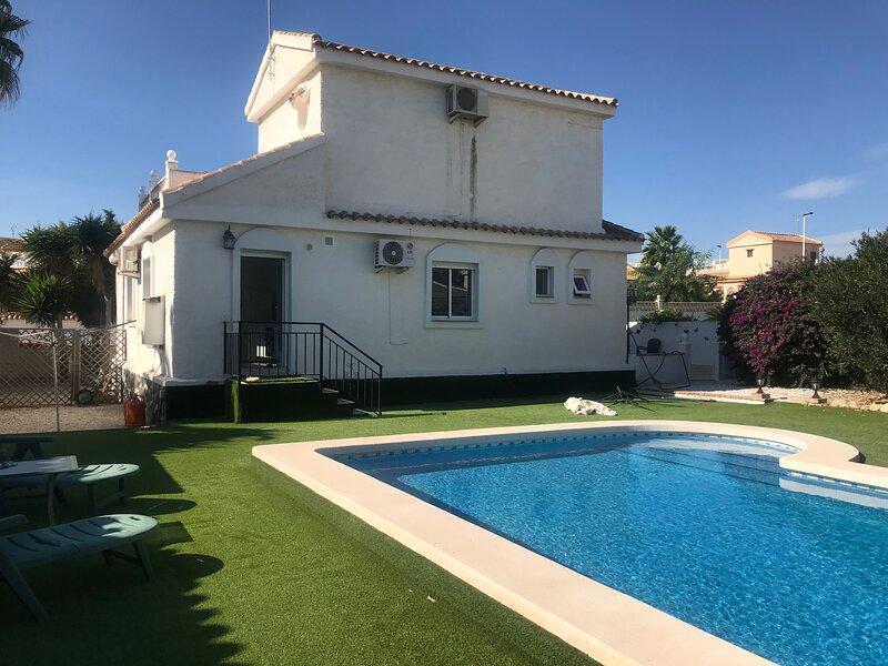 Los Puentes, vacation rental in Camposol