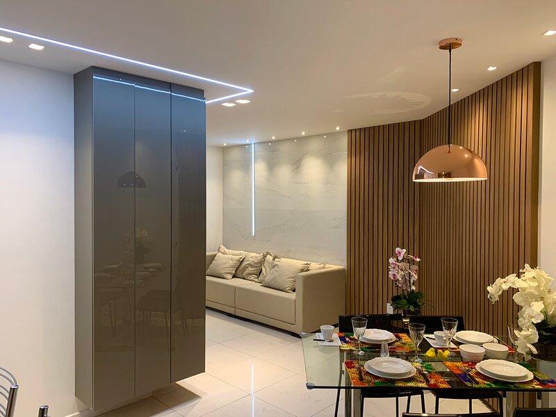 EXCLUSIVO Apartamento Alto Padrão Vista para o Mar, vacation rental in Maceio