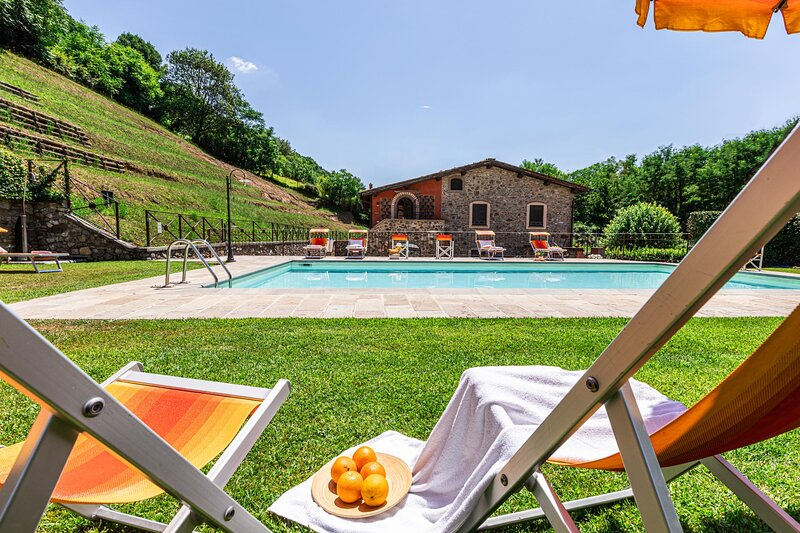 Apartment  in the heart of the Tuscan coutryside,, aluguéis de temporada em Torcigliano
