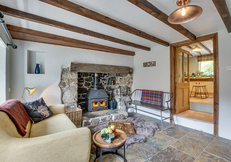 Bosvyghan, vacation rental in St Columb Major