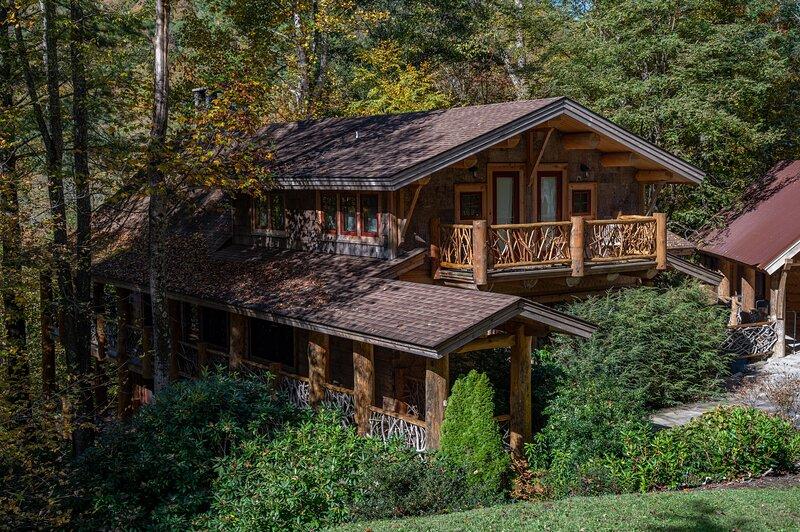 Red Stag Lodge at Eagles Nest, holiday rental in Banner Elk
