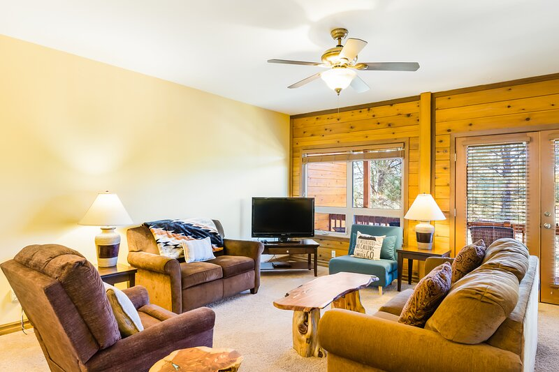 Dog-friendly condo w/ free WiFi & location near town, holiday rental in Pagosa Springs