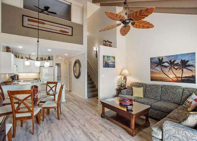 Spacious 2/2 Luxury Condo, Extra Private/Quiet Location, AC, location de vacances à Maui