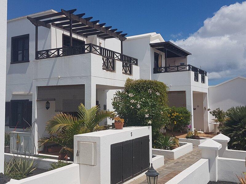 Casa Sol y Playa Lanzarote - contactless, alquiler vacacional en Playa del Cable