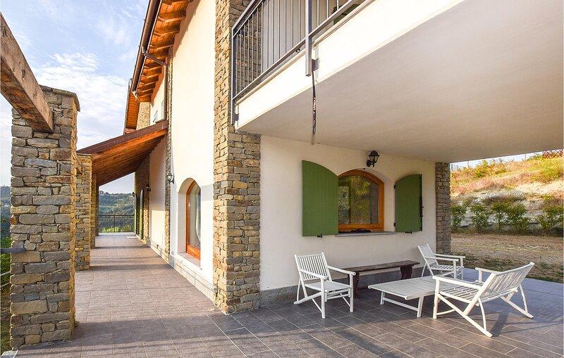 Casa Carrela (IPL259), casa vacanza a Bistagno