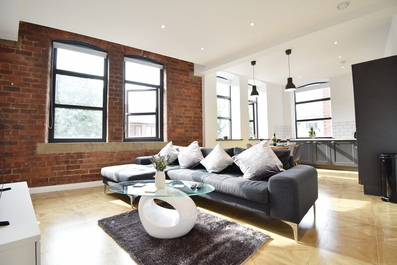 Brooklyn-Styled Luxury Inner-City Hideaway, aluguéis de temporada em Leeds
