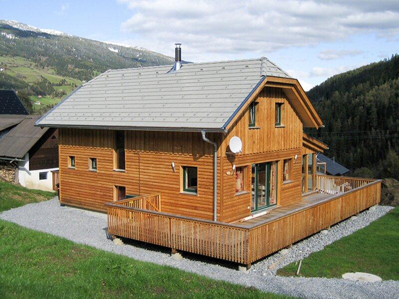 Dreamy Chalet in Stadl an der Mur near Kreischberg Ski Area, holiday rental in Ramingstein