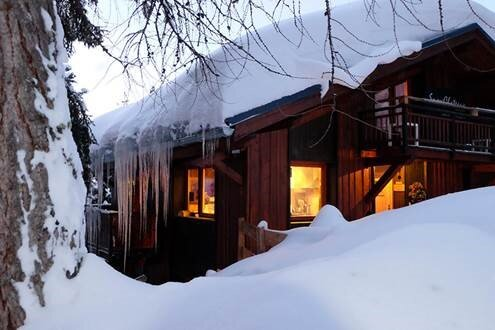 Chalet Val&Dan, holiday rental in La Cote-d'Aime