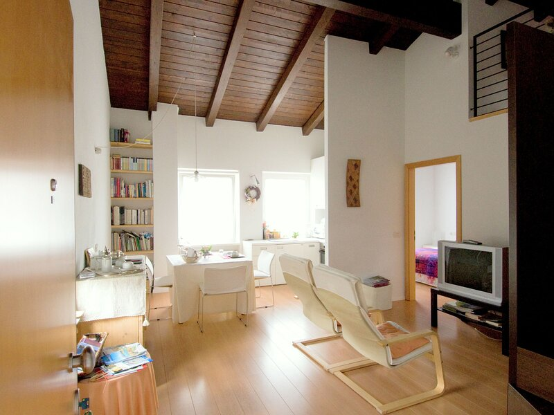 A modern apartment in Trentino, holiday rental in Cles