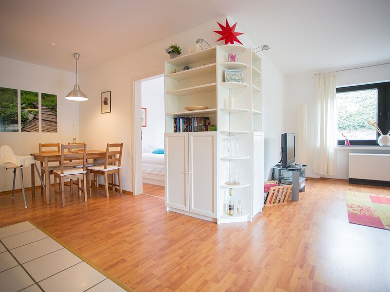 Cosy, fully furnished and modern flat at the edge of the forest, holiday rental in Assinghausen