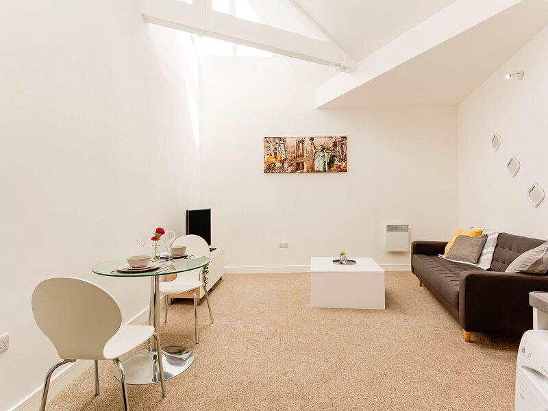 Pleasant Apartment in Bradford near University of Bradford, alquiler de vacaciones en Bradford