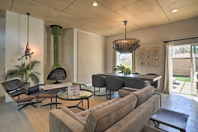 NEW! Stylish Albuquerque Home ~6 Miles to Downtown, vacation rental in Tijeras