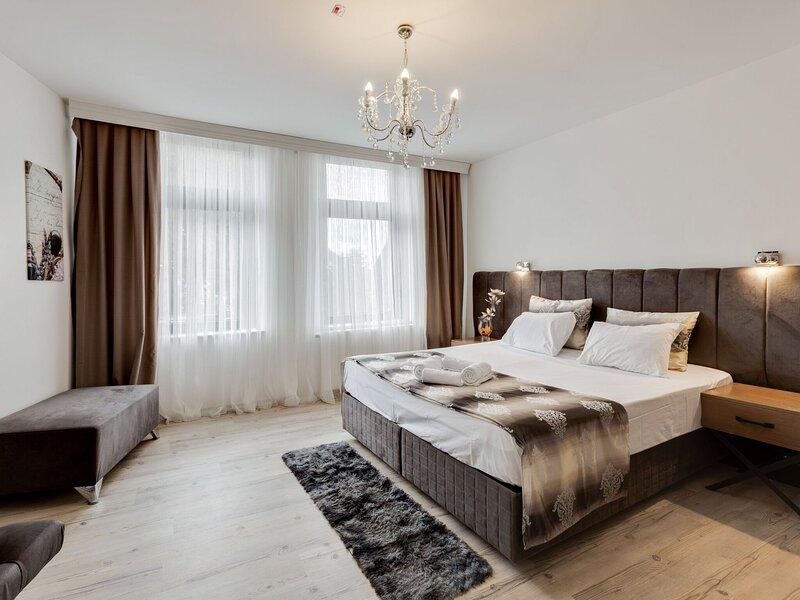 Classy Apartment in Oberhausen with Garden near Museum, location de vacances à Oberhausen