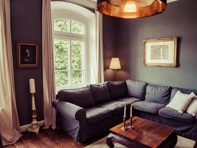Modern Apartment in Kröpelin with Barbecue, casa vacanza a Goldberg