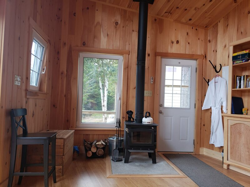 Sallys Brook Wilderness Cabins, alquiler de vacaciones en North Shore