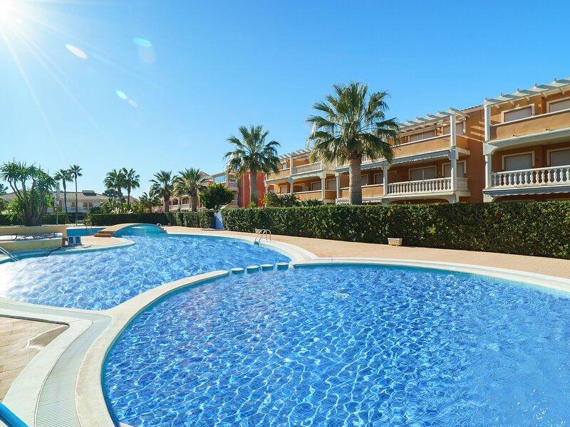 Stunning Holiday Home in Denia near Beach – semesterbostad i El Verger