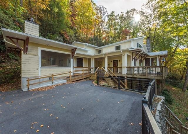 One Acre Wood, holiday rental in Montreat