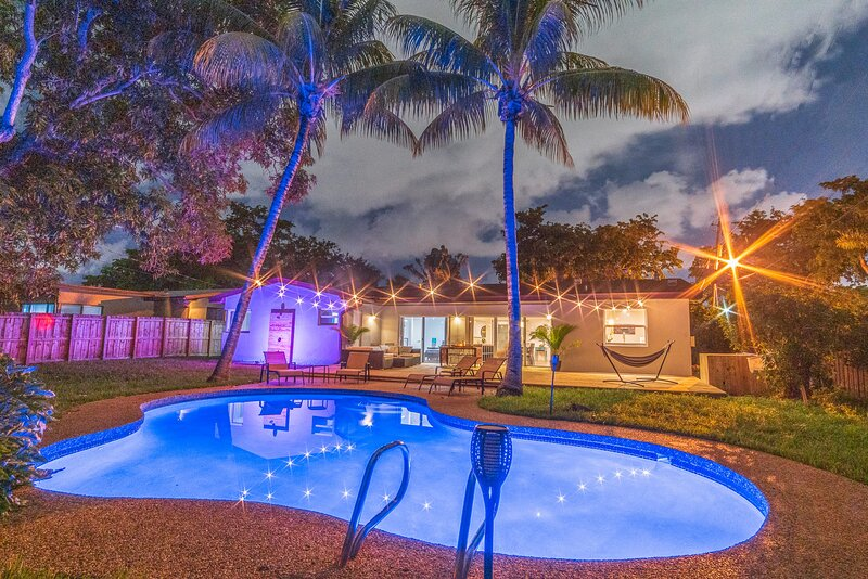 Perfect Pad for a Vacation in Sunny � Miami �, holiday rental in Miami Gardens