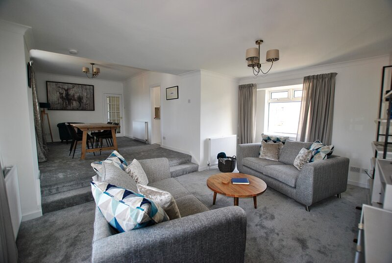 Mariners Retreat- spacious apartment in Crail, alquiler vacacional en Crail