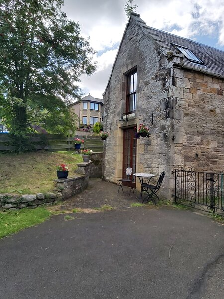 Allerton House Stables, holiday rental in Jedburgh