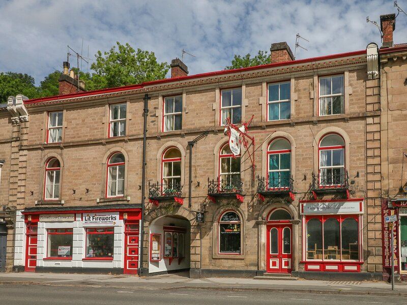 George Centre Apartment 5, Matlock, holiday rental in Tansley
