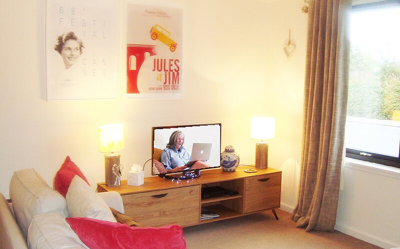 RED SQUIRRELS REST. Village centre apartment, holiday rental in Kincraig