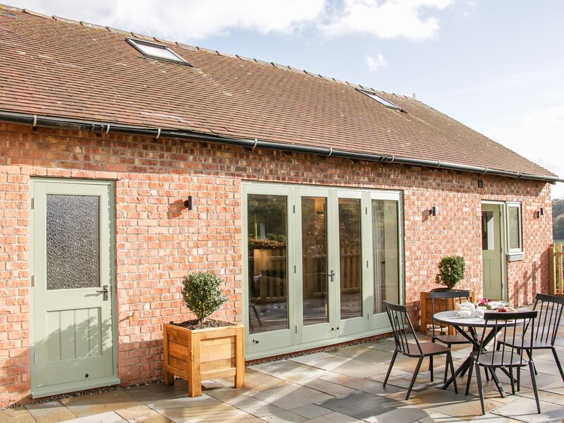 Upper Stanway Farm, Church Stretton, holiday rental in Diddlebury