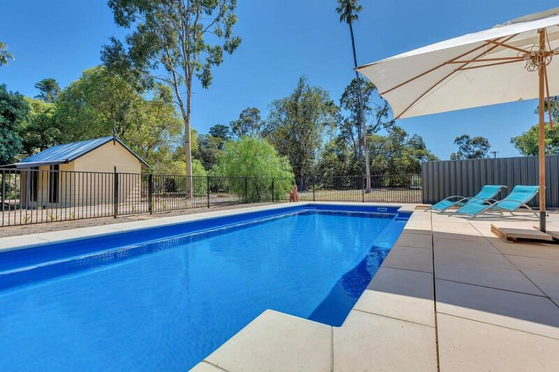 Privately secluded in its Own Botanic Park, vacation rental in Yankalilla