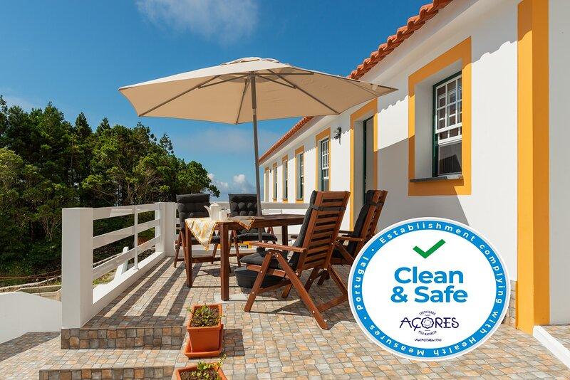 Casa da Figueirinha Alojamento Local 2094 para 4 pessoas, aluguéis de temporada em São Jorge
