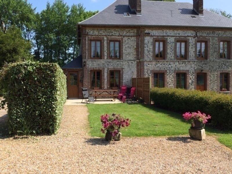 Terre de Falaise, location de vacances à Saint-Leonard