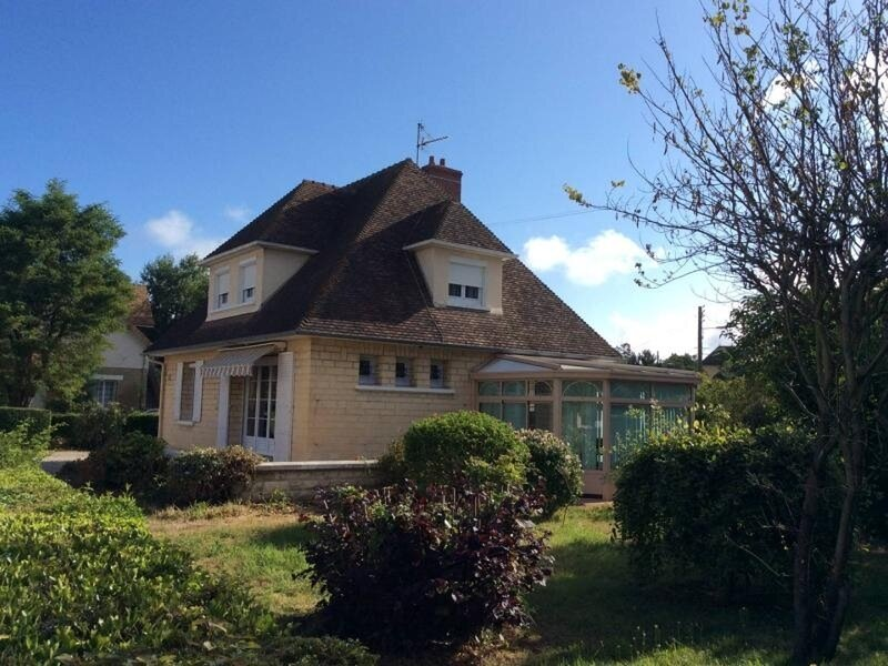 Jolie propriété 8/9 personnes, située à 400m de la plage et proche de tous, casa vacanza a Merville-Franceville-Plage