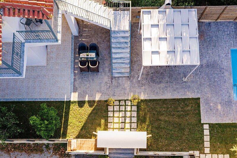 ruvelis villa, holiday rental in Agia Marina