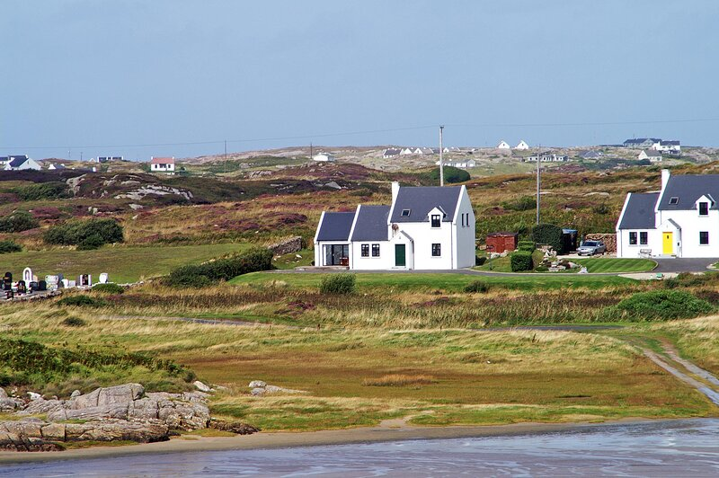 290- Cruit, Kincasslagh, vacation rental in Loughanure