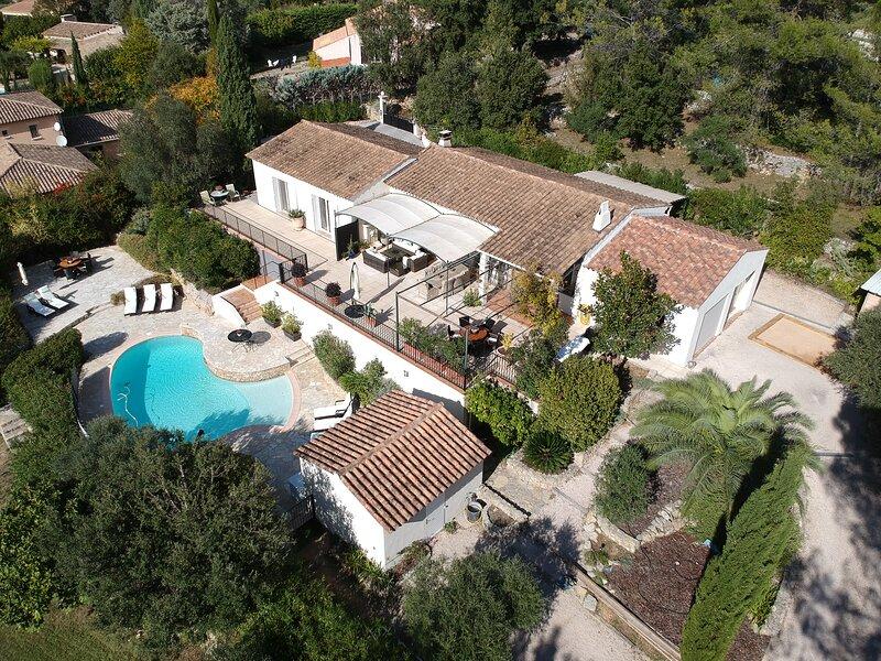 Villa de Kristin, location de vacances à Lorgues