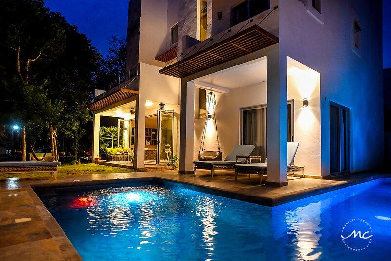 Casa Mimi Pto Morelos, private pool, holiday rental in Joaquín Zetina Gasca