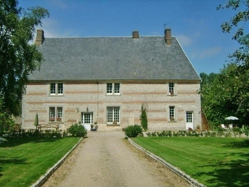 Le Mesnilvasse, holiday rental in Houquetot