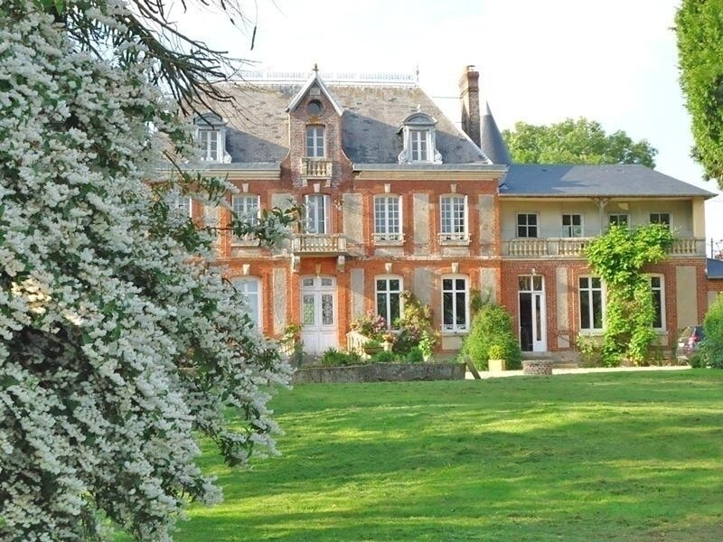 Domaine de Gretot, holiday rental in Fontaine-le-Bourg