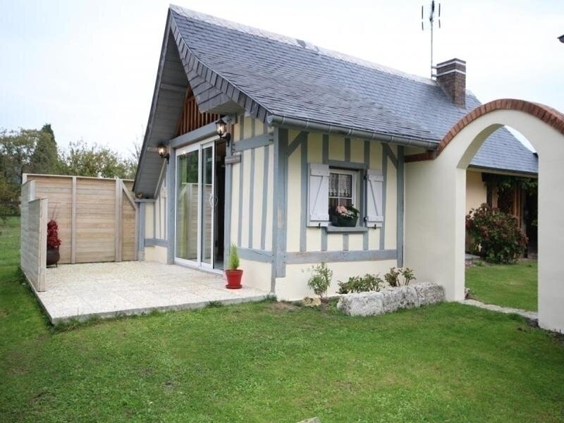 La petite maison, holiday rental in Jumieges