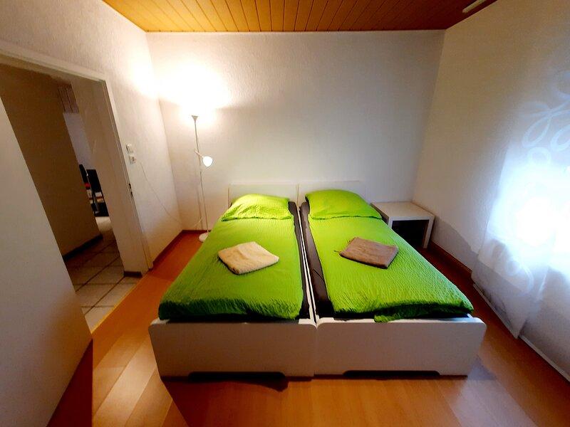 2-Zimmer Apartment in Degerloch nahe Stadtbahn, aluguéis de temporada em Leinfelden-Echterdingen
