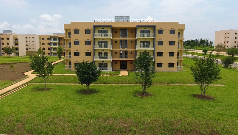 2 Bedroom apart in the heart of Vision City Kigali, location de vacances à Rwanda